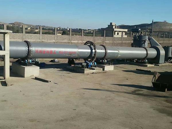 巴基斯坦氧化铁回转窑客户现场图片4.jpg