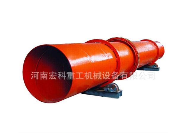 滚筒式硅泥烘干机图片