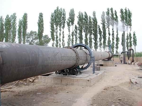 天然气石灰窑图片