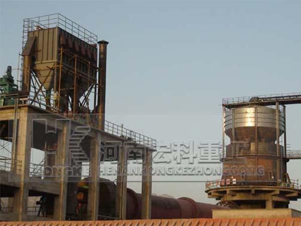 建筑陶粒生产线图片