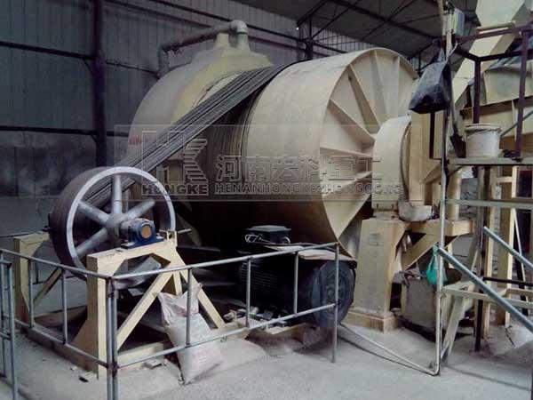 陶瓷球磨機設備圖片