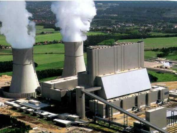 电厂脱硫湿式石灰/石灰石-石膏法烟气的工艺流程