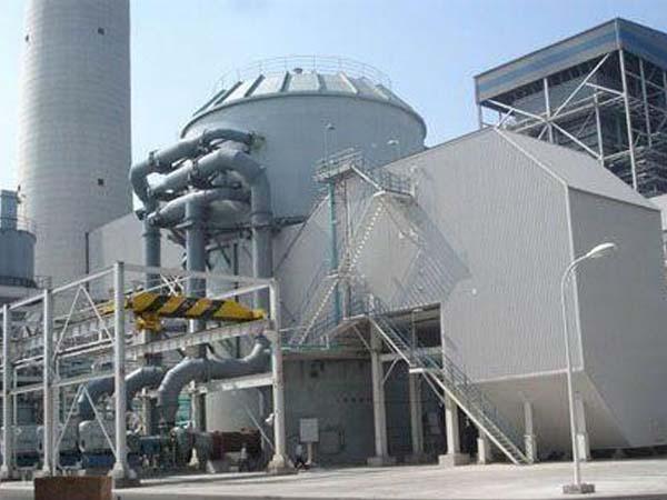 石膏法电厂脱硫的工作原理