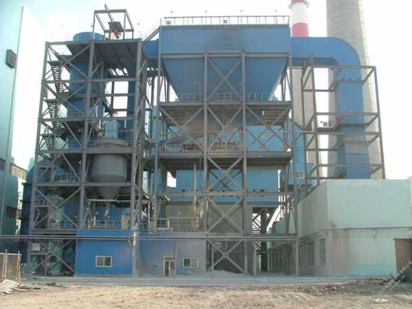 脱硫技术是环境保护工作中的重要课题