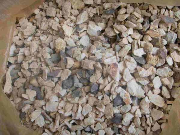 硫磷铝矾土锶矿通过煅烧生产可以综合回收氧化铝
