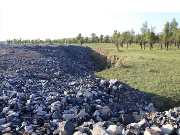 煤矸石常见的分类依据与方法