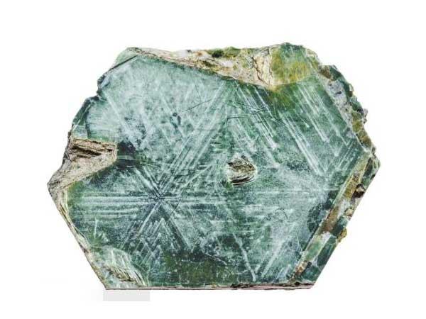 云母的物理性能取决于云母晶体的大小